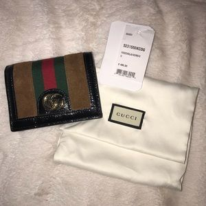 Gucci Ophidia small wallet